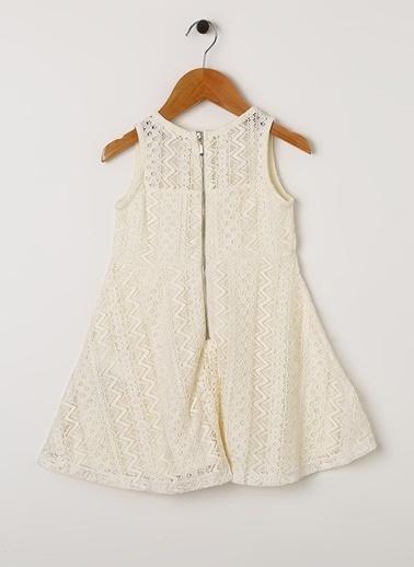 Koton Kids Elbise Altın